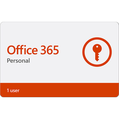 Microsoft Office 365 Personal 12 Month Subscription EU (Europe) Region