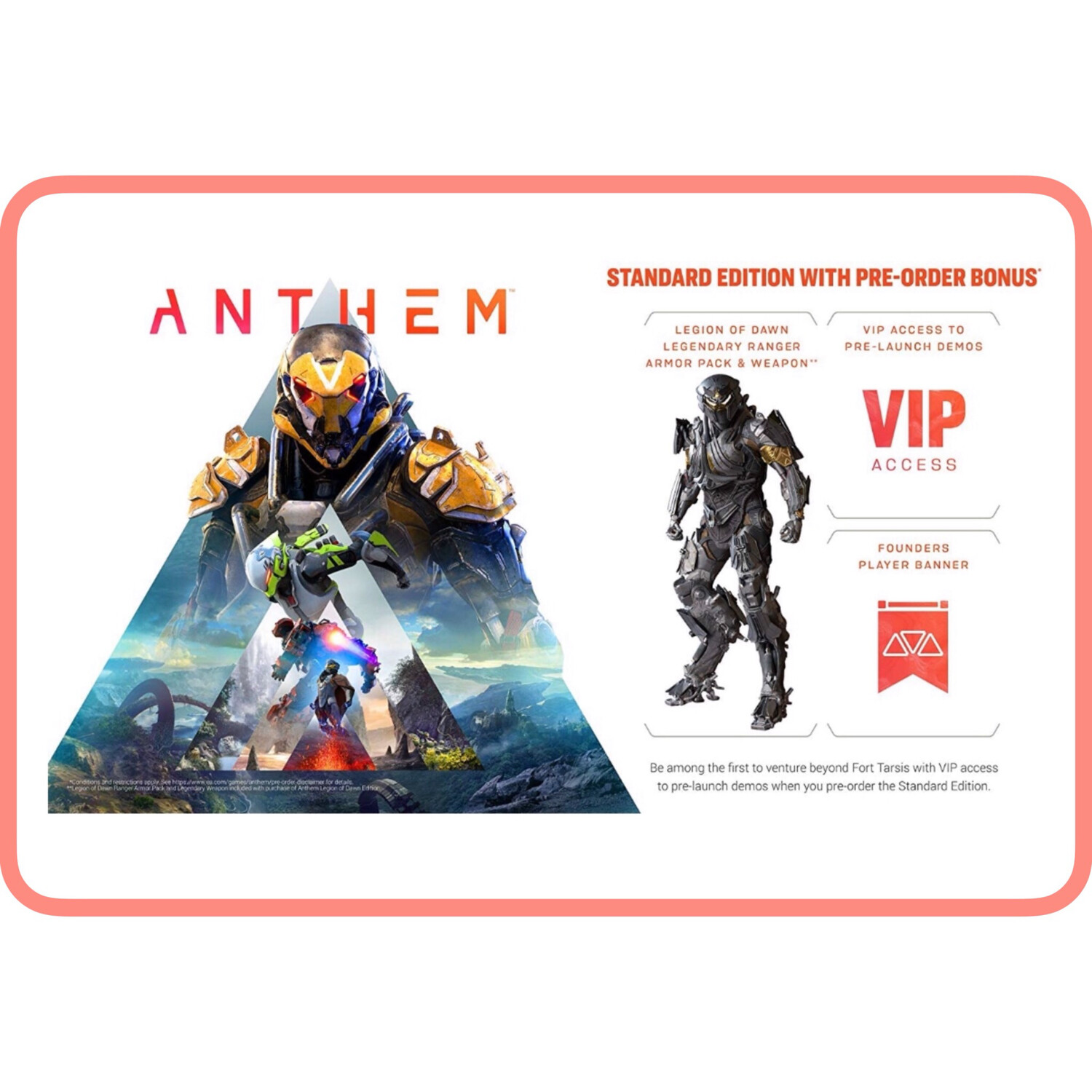 Anthem [PC Online Game Code]