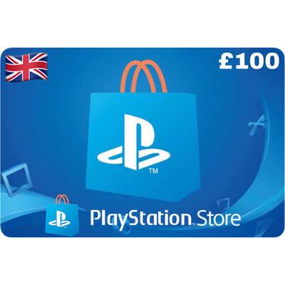 Playstation (PSN Card) UK £100