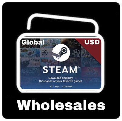 Wholesales Steam Wallet Code