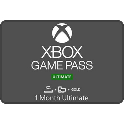 Xbox Game Pass 1 Month Ultimate