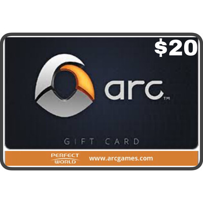 Perfect World $20 Arc Games Gift Card