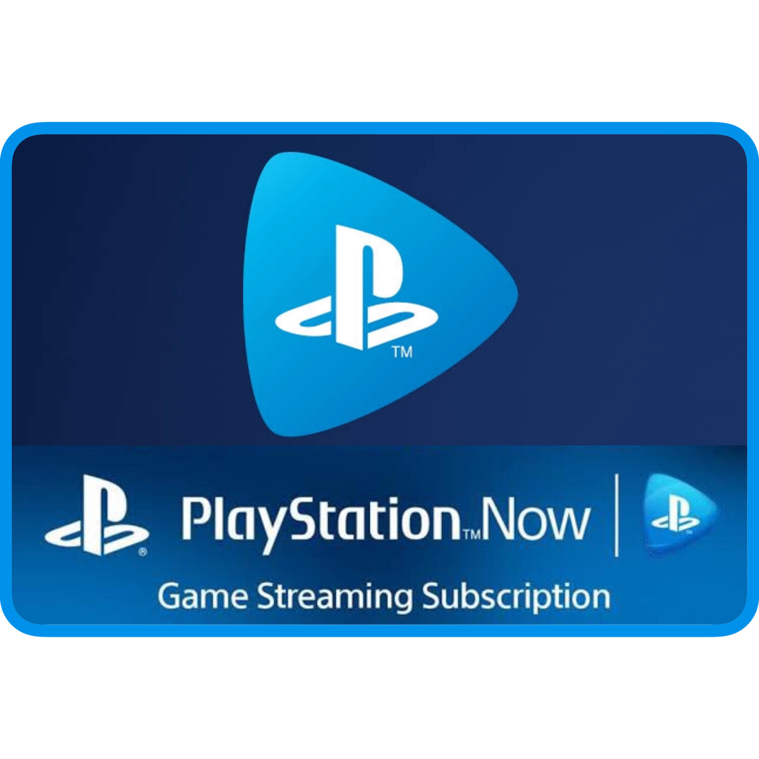 Playstation Now (PSN Now) USA Subscription
