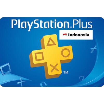 Playstation Plus (PSN Plus) Indonesia