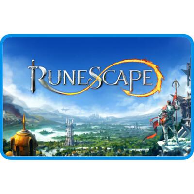 Runescape Gift Card