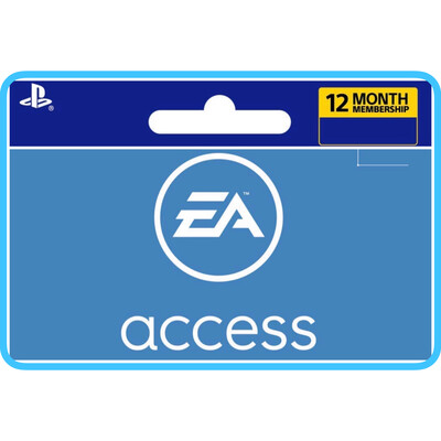 EA Access 12 Month Subscription -  PS4 Digital Code