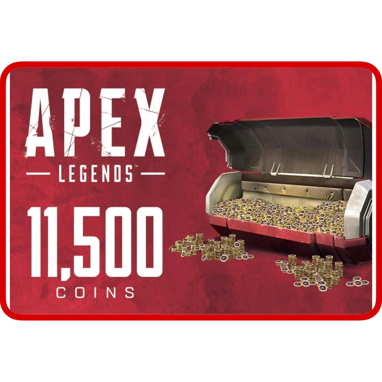 Apex Legends 11500 Apex Coins Origins