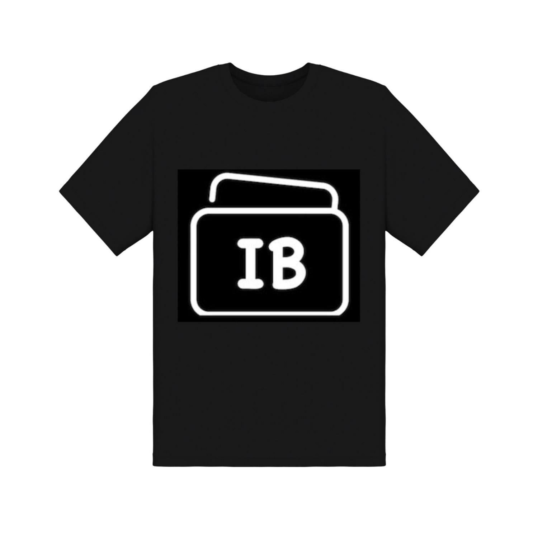 IBANEZBLACK Black Men T-Shirt