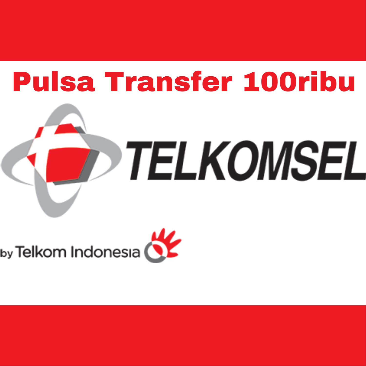 Pulsa Transfer Telkomsel 100.000