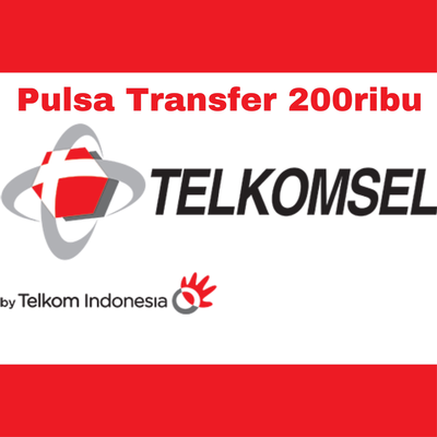 Pulsa Transfer Telkomsel 200.000