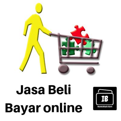 Jasa Beli Bayar Online / Jasa Paypal