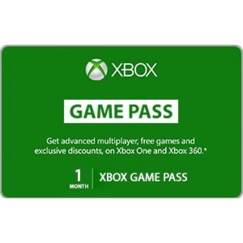 Xbox Game Pass - 1 Month Membership