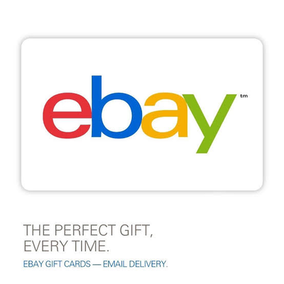 Ebay Gift Card US $5