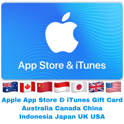 Apple App Store & iTunes Gift Card