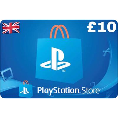 PSN Card - Playstation Network UK £10