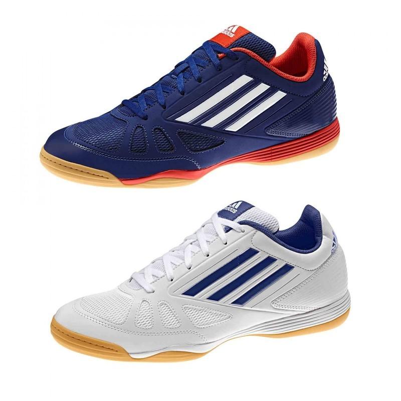 Tischtennis | adidas Schuh TT30 weißblau | online kaufen im
