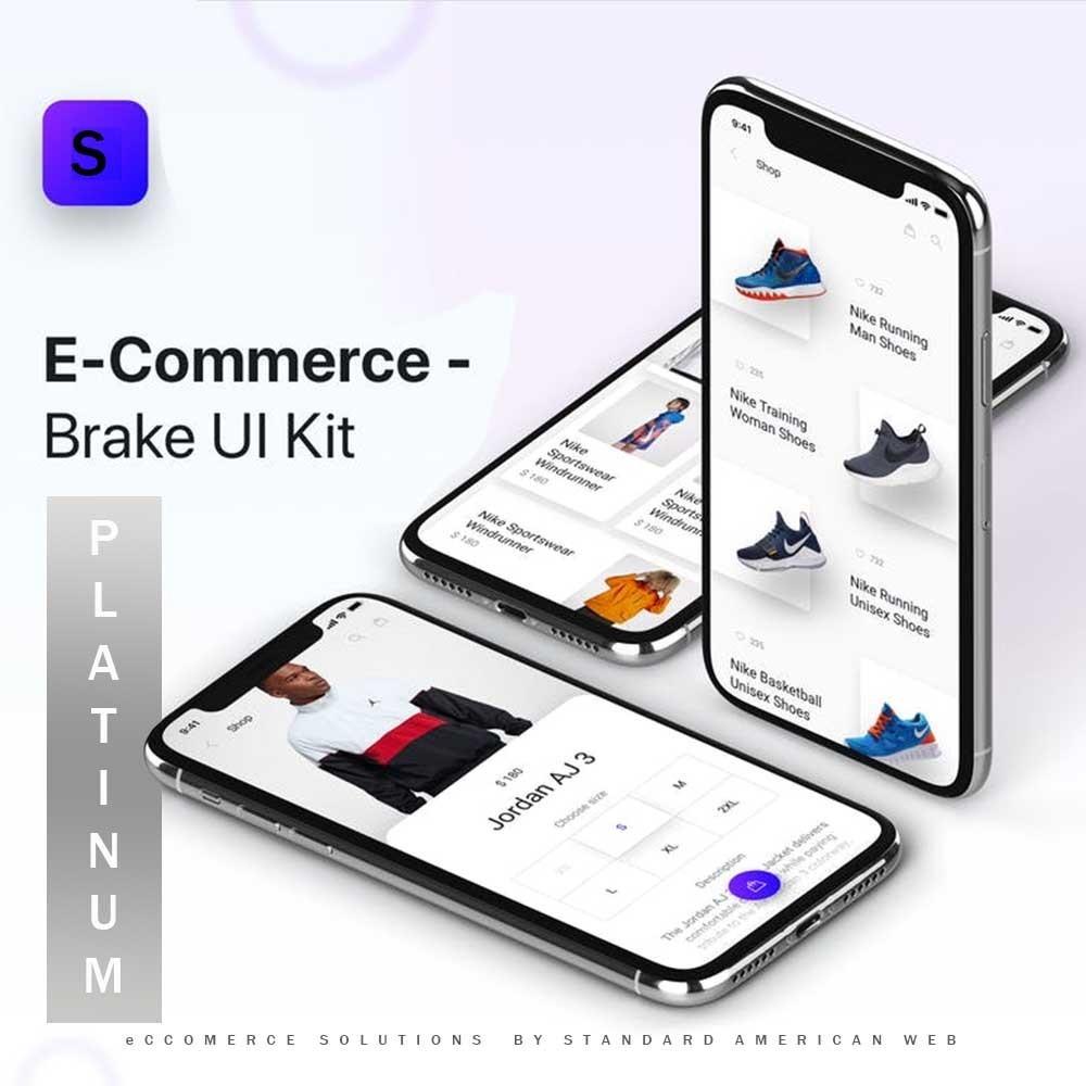 eCcomerce Solution 4 - PLATINUM