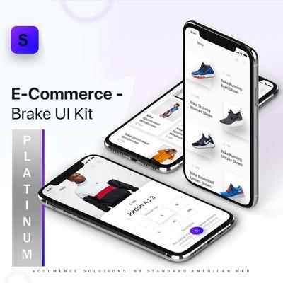 eCcomerce Solution 5 - PLATINUM PLUS