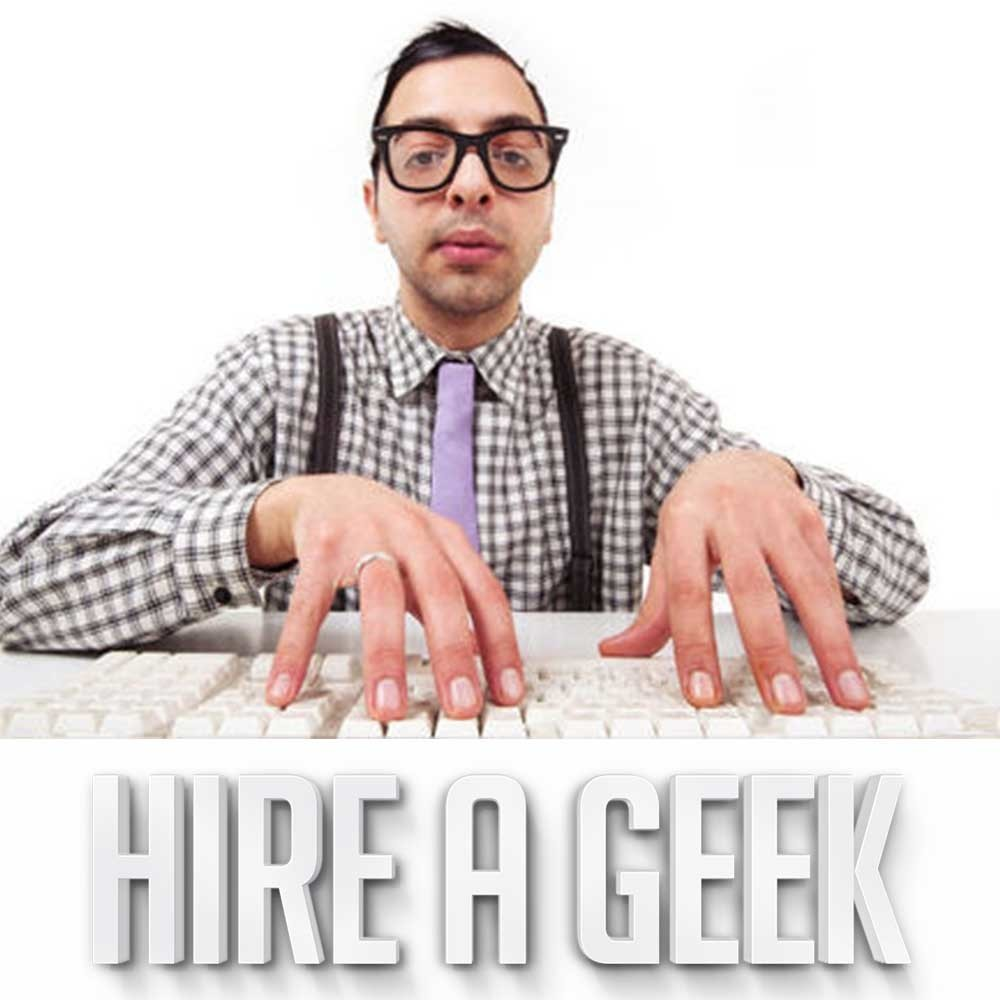 Hire A Geek Hour
