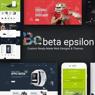 Be  II  Beta Epsilon Web Design & Theme Design Studio