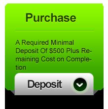 500 Deposit For Purchased Design