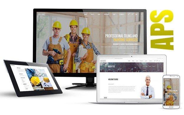$500 Deposit For Full Responsive 5 Page Website Design