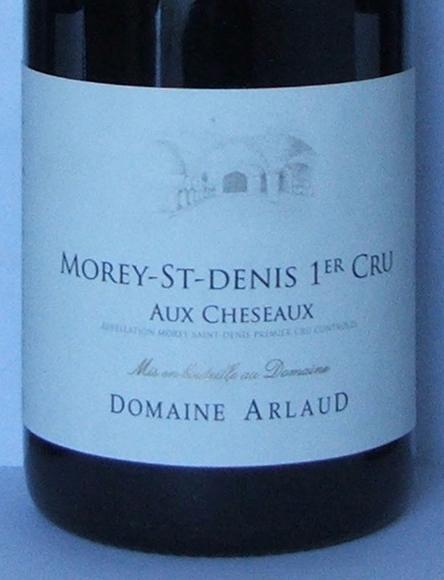 Domain Arlaud Aux Cheseaux 1er Cru 2004 005
