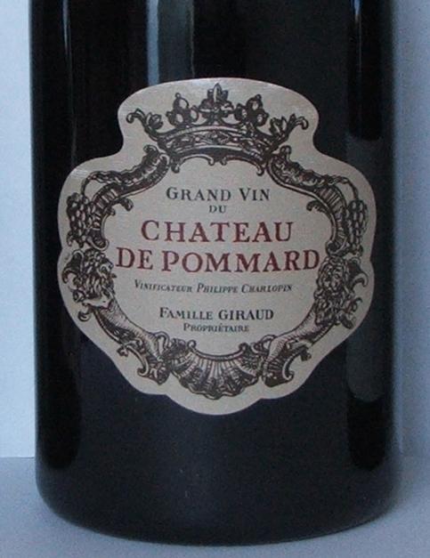 Chateau de Pommard Monople 2005 007
