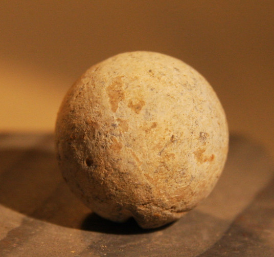 JUST ADDED ON 3/27 - THE BATTLE OF ANTIETAM / MILLER'S CORNFIELD - .69 Caliber Round Ball - Found between 1975 and 1979