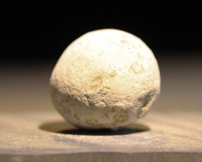 JUST ADDED ON 6/5 - ANTIETAM / BURNSIDE'S BRIDGE - Fired Musket Ball or Case Shot