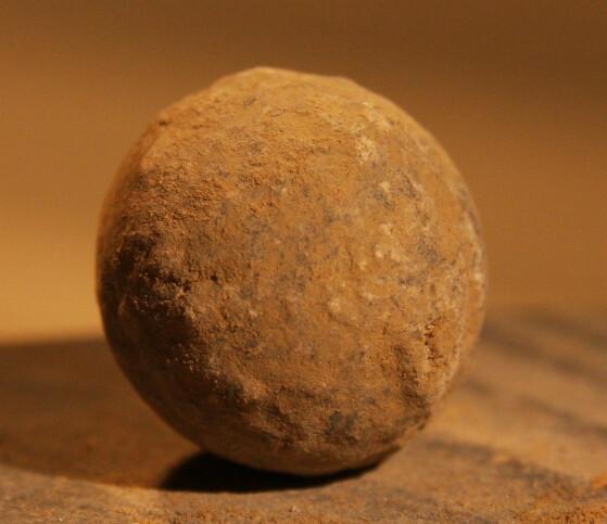 JUST ADDED ON 6/12 - ANTIETAM / NEAR THE MUMMA FARM & EAST WOODS - .69 Caliber Musket Ball