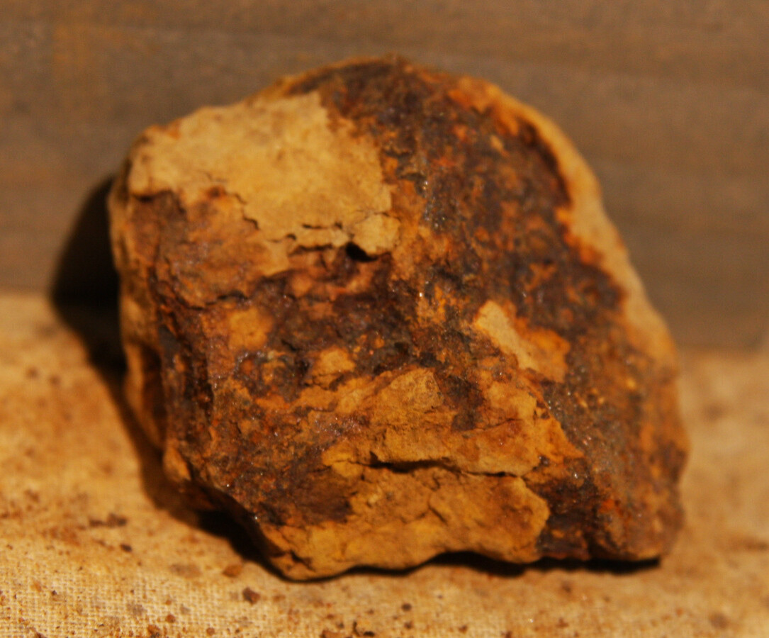 JUST ADDED ON 7/28 - THE BATTLE OF GETTYSBURG / EAST CAVALRY FIELD/ RUMMEL FARM - Small Artillery Shell Fragment - From the Nose - recovered by Andy Keyser in the 1980s