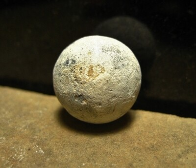 JUST ADDED ON 8/16 - THE SECOND BATTLE OF MANASSAS / FAIRFAX STATION - Artillery Shell Case Shot or Musket Ball