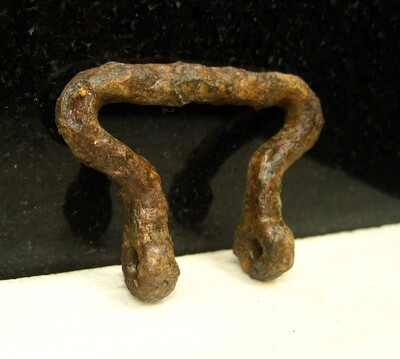JUST ADDED ON 9/12 - THE BATTLE OF THE WILDERNESS - Musket Sling Swivel - John Graham Collection