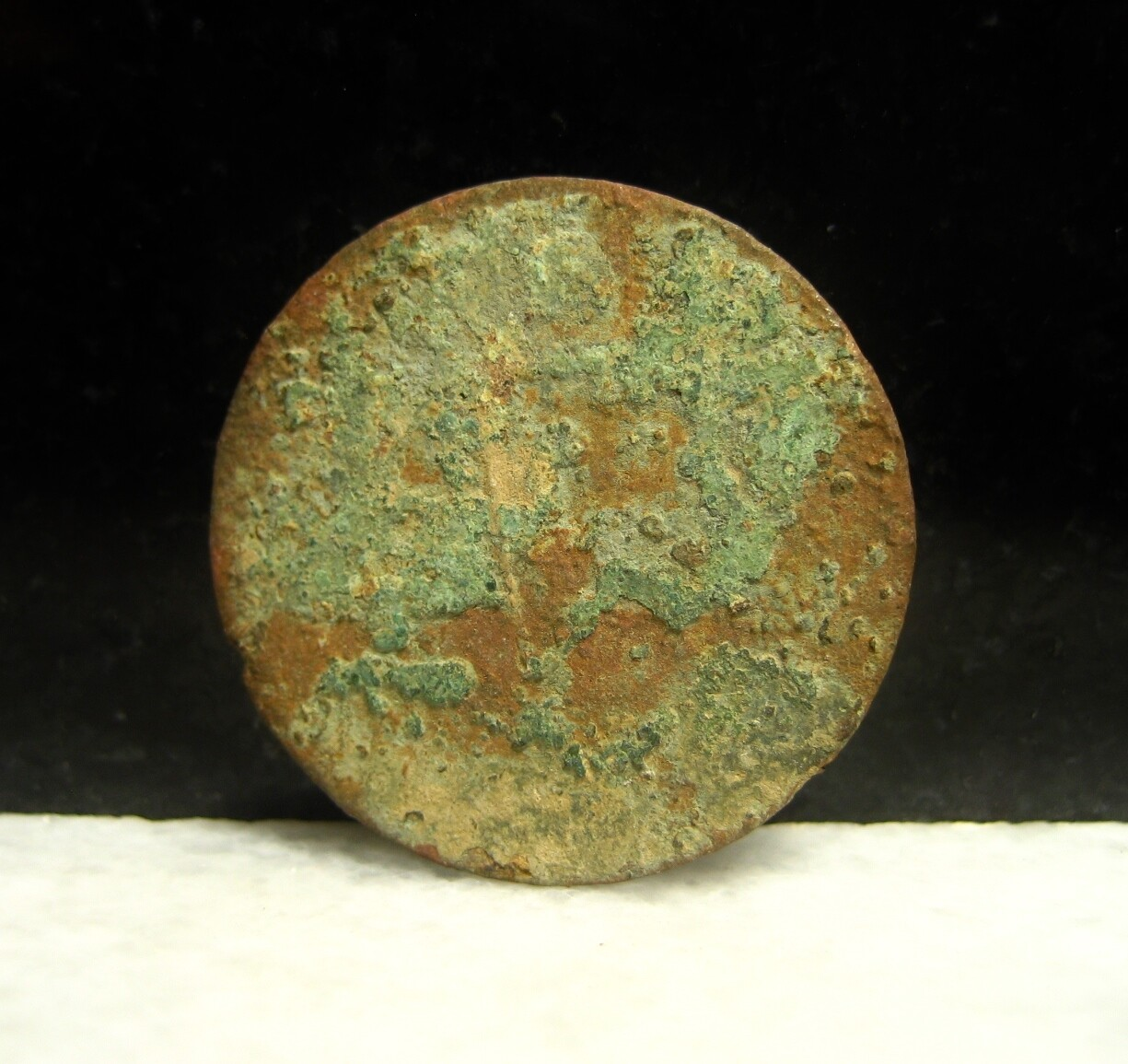JUST ADDED ON 9/12 - DUNKER CHURCH / THE BATTLE OF ANTIETAM - Large Flat or Coin Coat Button