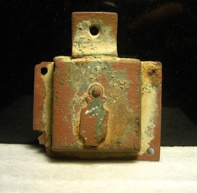 JUST ADDED ON 9/19 - THE BATTLE OF FIVE FORKS - Complete Trunk Latch / Lock