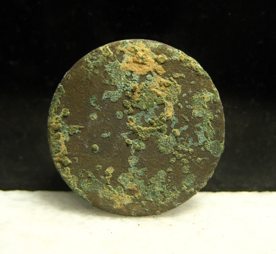 JUST ADDED ON 9/19 - DUNKER CHURCH / THE BATTLE OF ANTIETAM - Flat or Coin Coat Button