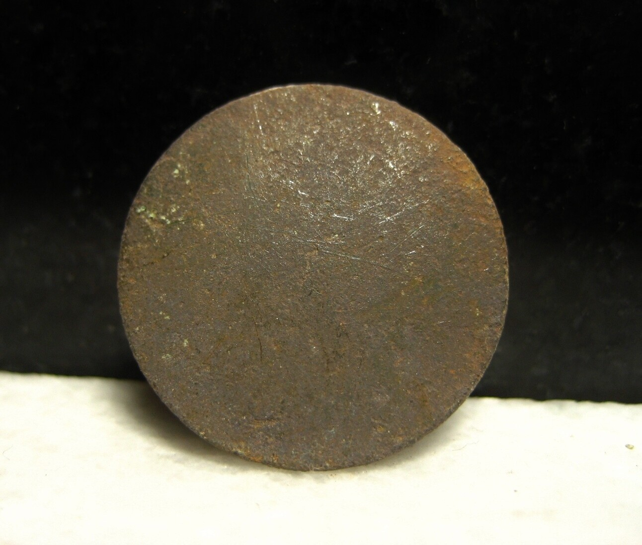 JUST ADDED ON 10/30 - THE BATTLE OF FIVE FORKS - Flat or Coin Coat Button