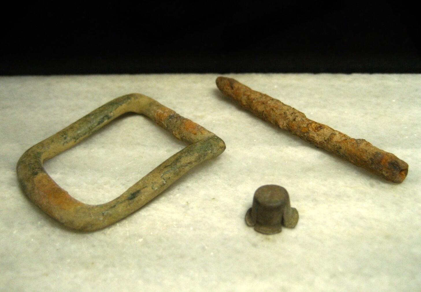 JUST ADDED ON 11/13 - ANTIETAM / BURNSIDE'S BRIDGE - 3 Relics Including a Percussion Cap