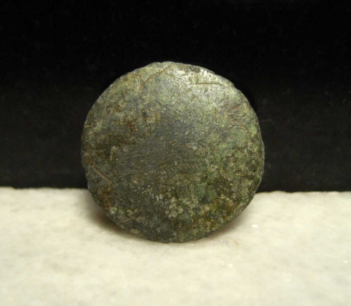JUST ADDED ON 12/11 - THE BATTLE OF SPOTSYLVANIA - Nice Flat/Coin Button