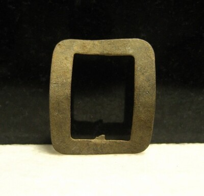 JUST ADDED ON 12/11 - THE BATTLE OF ANTIETAM / SMOKETOWN ROAD NEAR THE EAST WOODS - Kepi Slider Buckle found in the Early 1970s