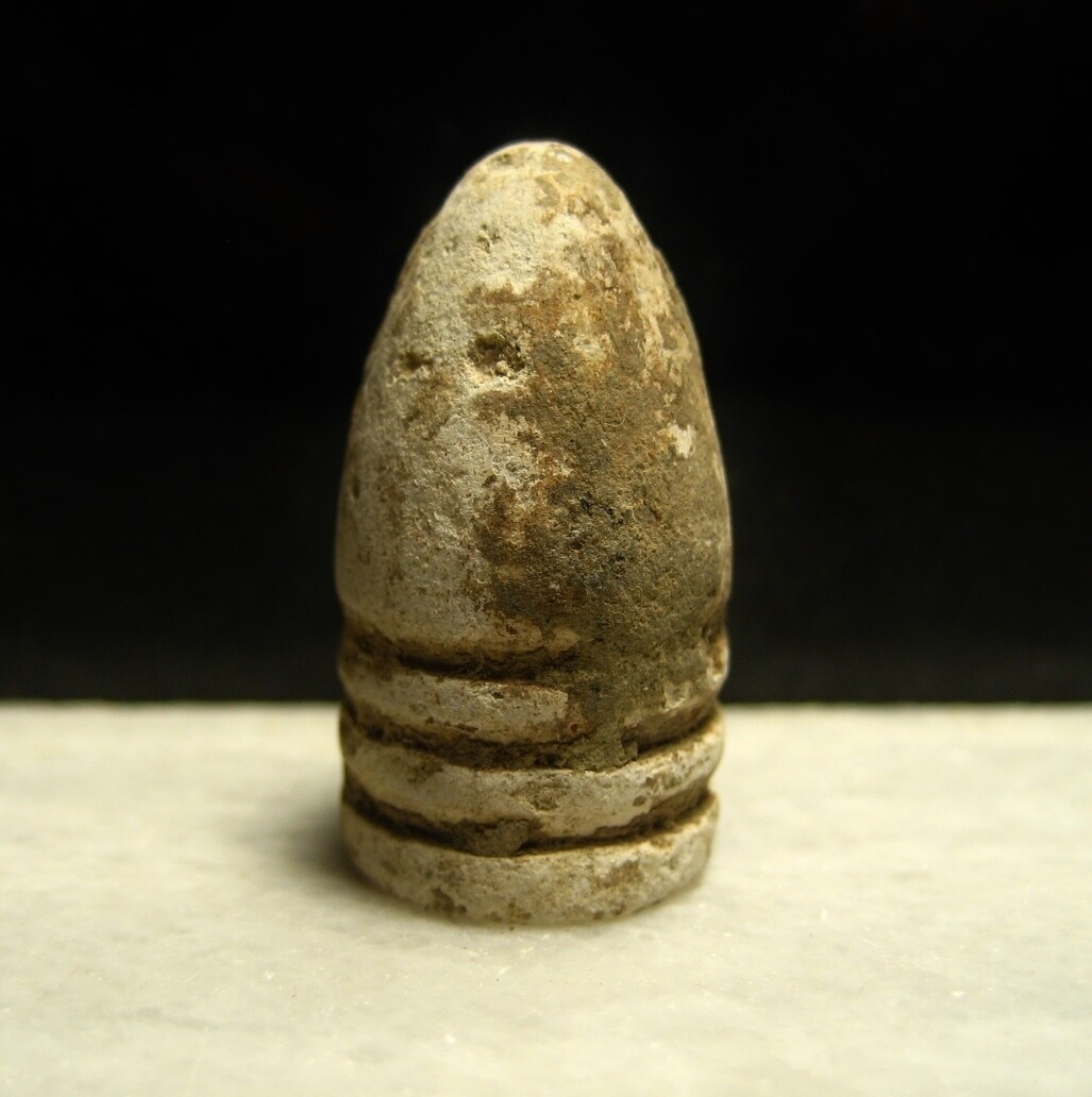 JUST ADDED ON 1/22 - THE BATTLE OF CHANCELLORSVILLE - .58 Caliber Bullet
