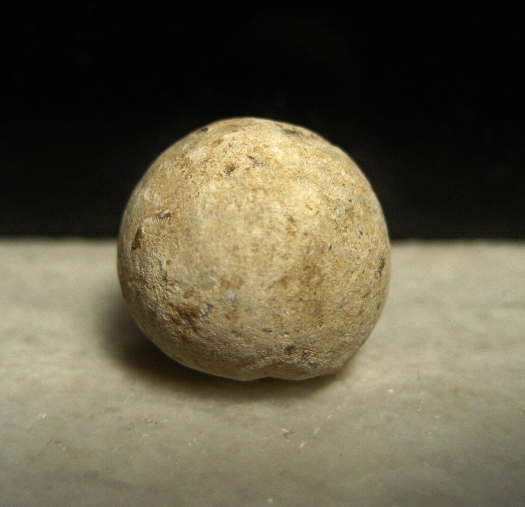 JUST ADDED ON 2/5 - THE BATTLE OF CRAMPTON'S GAP / SOUTH MOUNTAIN / ANTIETAM CAMPAIGN - Fired Musket Ball or Case Shot