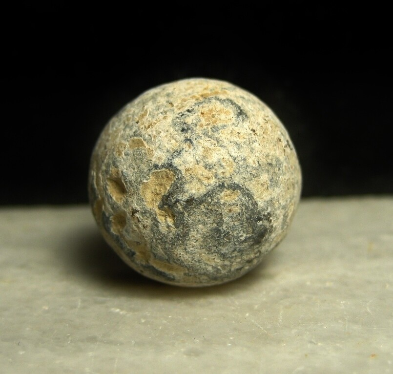 JUST ADDED ON 3/24 - MILLER'S CORNFIELD / THE BATTLE OF ANTIETAM - Fired .69 Caliber Musket Ball  - recovered in the late 1970s / Early 1980s