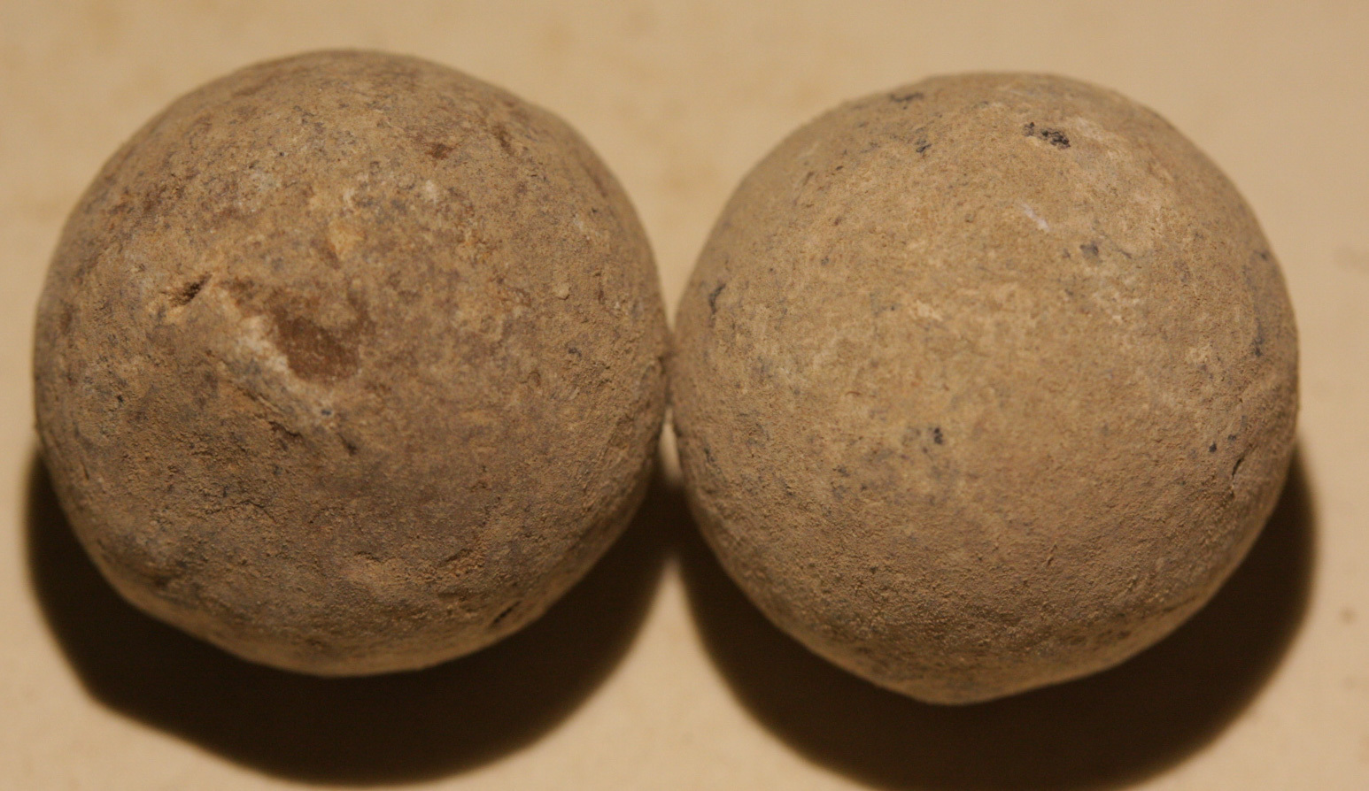 JUST ADDED ON 11/10 - THE BATTLE OF PORT REPUBLIC / JACKSON'S VALLEY CAMPAIGN - Two .69 Caliber Round Balls WB-PR13