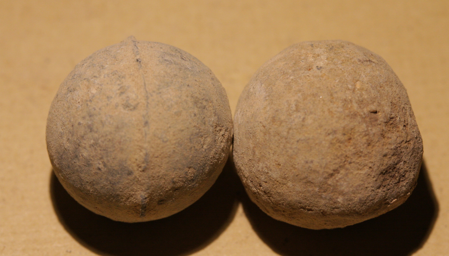 JUST ADDED ON 12/07 - THE BATTLE OF PORT REPUBLIC / JACKSON'S VALLEY CAMPAIGN - Two .69 Caliber Round Balls WB-PR21