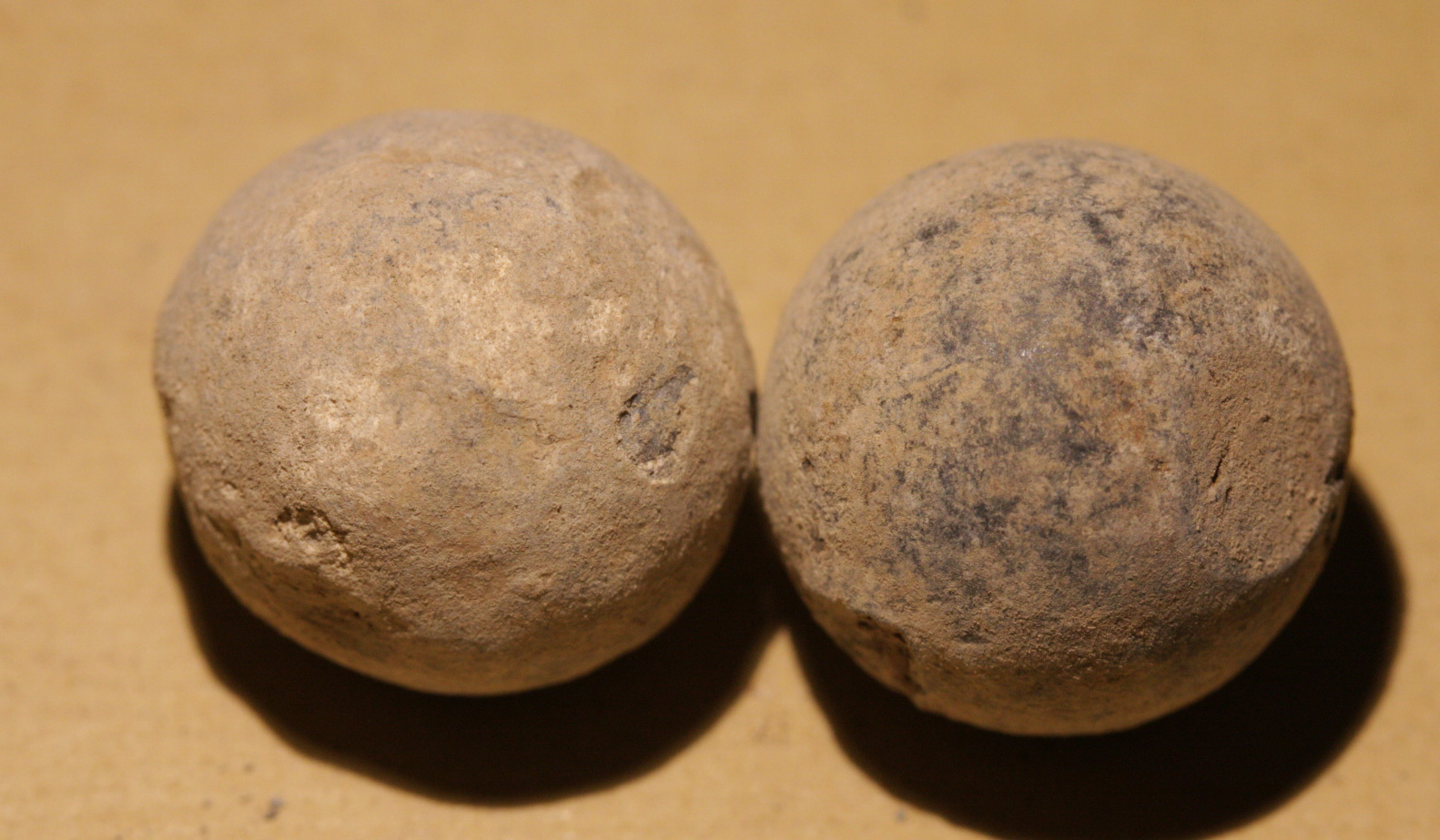 JUST ADDED ON 12/14 - THE BATTLE OF PORT REPUBLIC / JACKSON'S VALLEY CAMPAIGN - Two .69 Caliber Round Balls WB-PR20