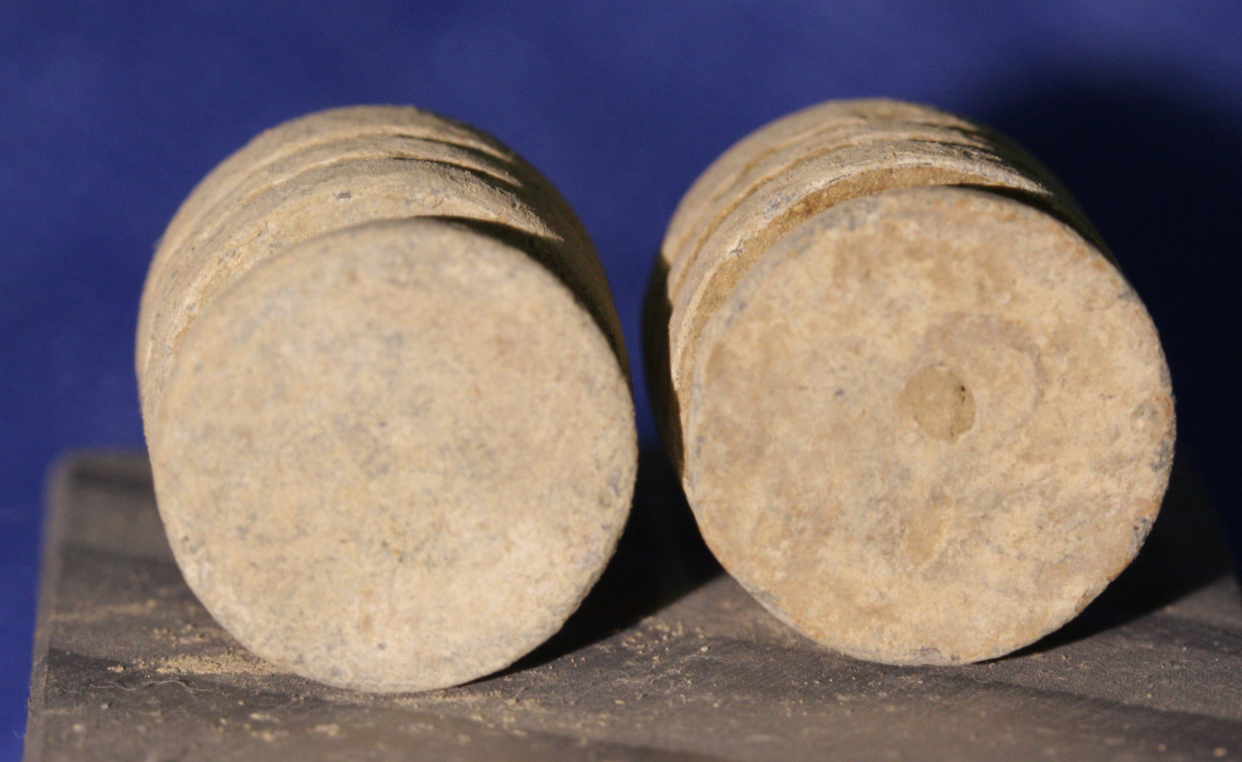 JUST ADDED ON 1/16 - THE BATTLE OF CEDAR CREEK - Two Type III Williams Cleaner Bullets