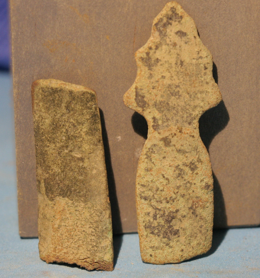 JUST ADDED ON 5/25 - WILLIAMSBURG - Two Pieces that Appear to be from an Early Musket WB-DB18
