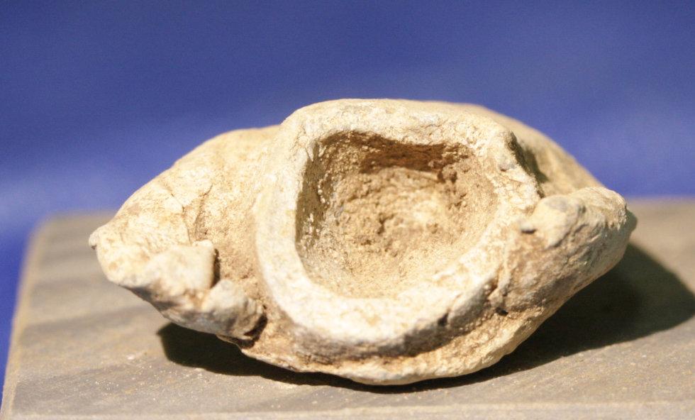JUST ADDED ON 5/25 - GETTYSBURG - CULP'S HILL - Mushroomed Fired Bullet - Looks Like it Has Wings